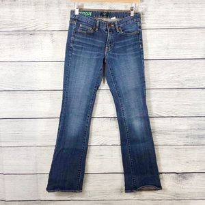J. Crew Factory boot cut Stretch Jeans Size 26